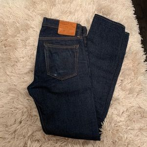 💜Men's naked and famous jeans